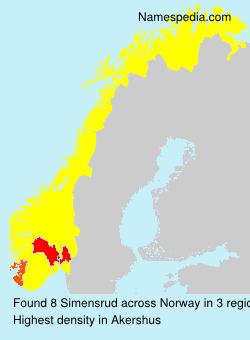 Simensrud - Norway