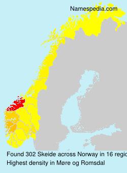 Skeide - Norway