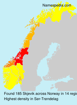 Skjevik - Norway