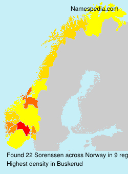 Sorenssen - Norway