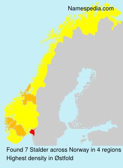 Stalder - Norway