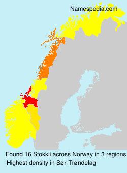Stokkli - Norway
