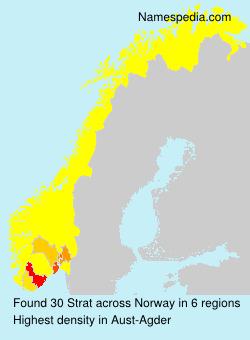 Strat - Norway