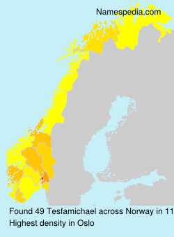 Tesfamichael - Norway