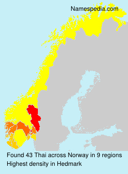 Thai - Norway