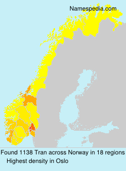 Tran - Norway