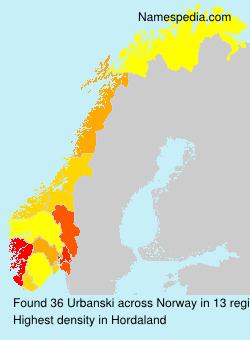Urbanski - Norway