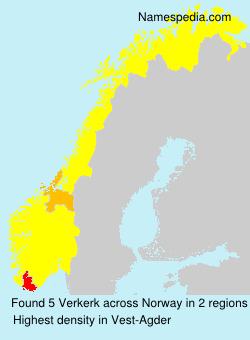 Verkerk - Norway