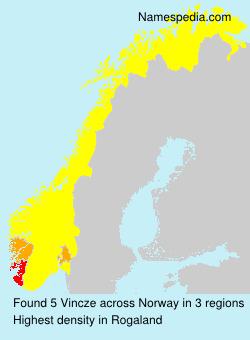 Vincze - Norway