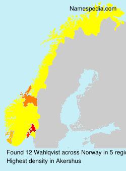 Wahlqvist - Norway