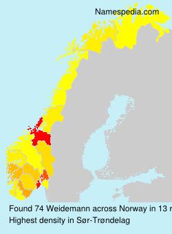 Weidemann - Norway