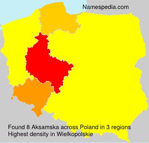 Aksamska