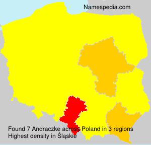 Andraczke