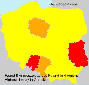 Andruszek