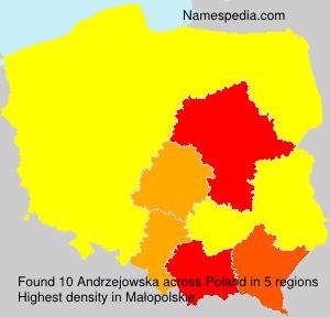 Andrzejowska