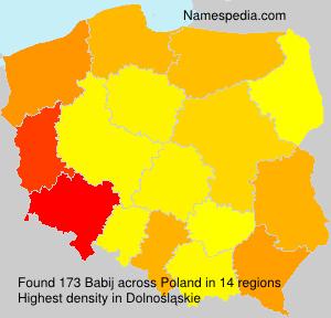 Babij - Poland