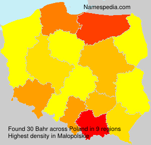 Bahr - Poland
