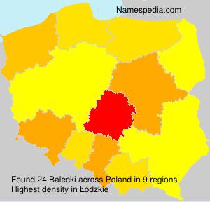 Balecki - Poland