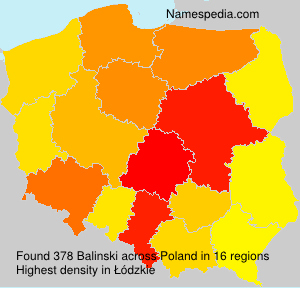 Balinski - Poland