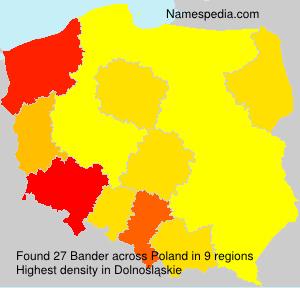 Bander - Poland