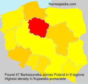 Bartoszynska
