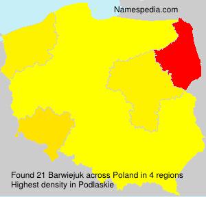 Barwiejuk - Poland