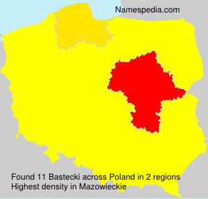 Bastecki
