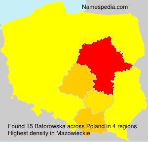 Batorowska