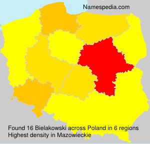 Bielakowski - Poland