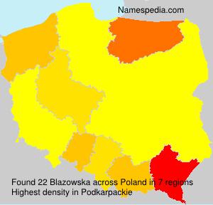 Blazowska