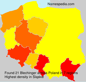Blechinger
