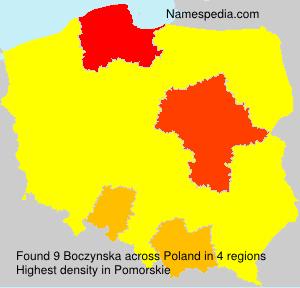 Boczynska
