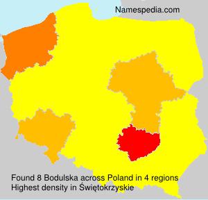 Bodulska