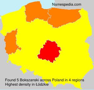 Bokszanski