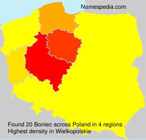 Boniec - Poland