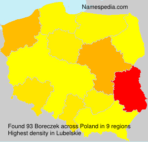 Boreczek
