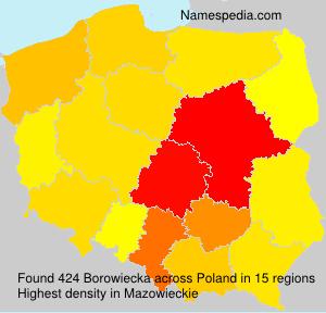 Borowiecka