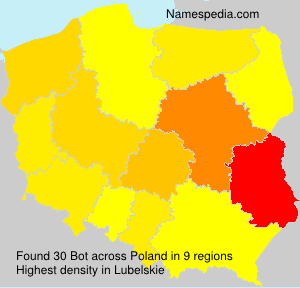 Surname Bot in Poland