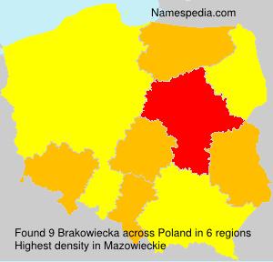 Brakowiecka