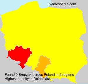 Brenzak - Poland