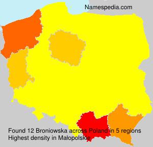 Broniowska
