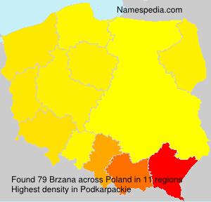Brzana - Poland