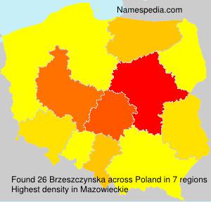 Brzeszczynska - Poland