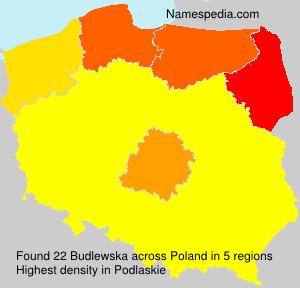 Budlewska