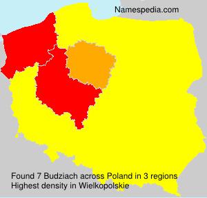 Budziach