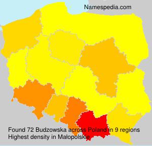 Budzowska