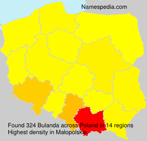 Bulanda - Poland