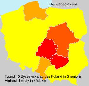 Byczewska