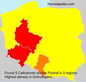 Calkosinski