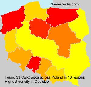 Calkowska